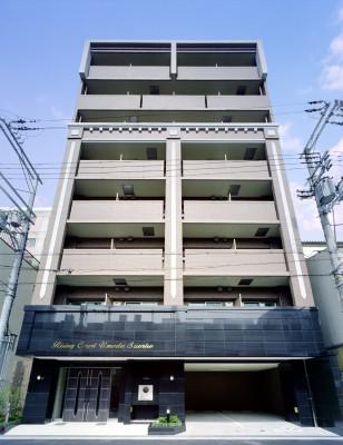 プレサンス天神橋8丁目新築工事