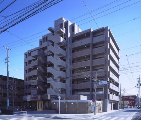 カルティア瓢箪山新築工事