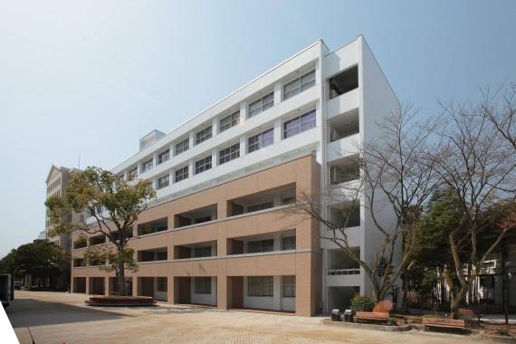 福井工業大学6号館耐震補強