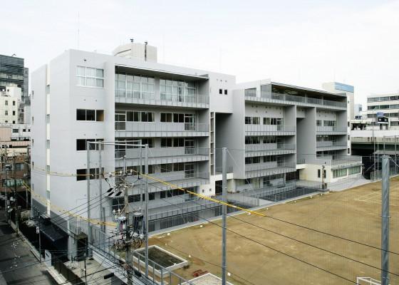 笹島中改築及び笹島小新築