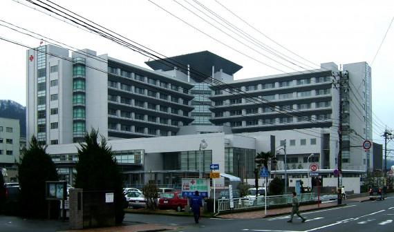 福井赤十字病院本館