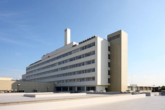 星ヶ丘厚生年金病院改修