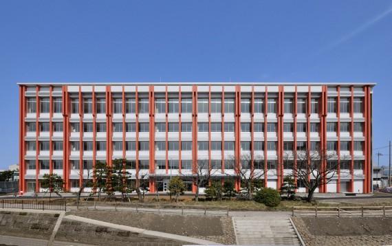 明道中学校校舎改築工事