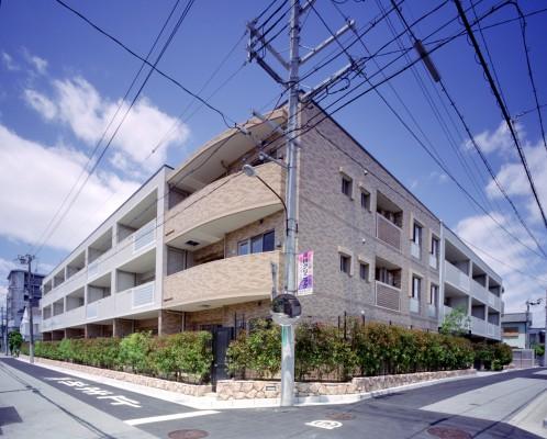 ライオンズステージ塚口町新築工事