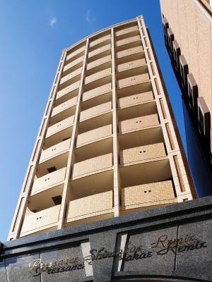 プレサンス新栄3丁目新築工事