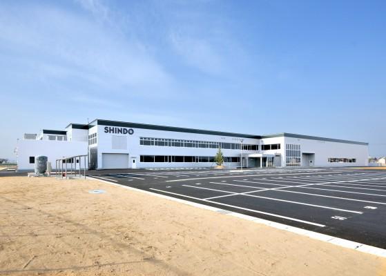 新道繊維工業㈱古屋石塚テクノパーク工場