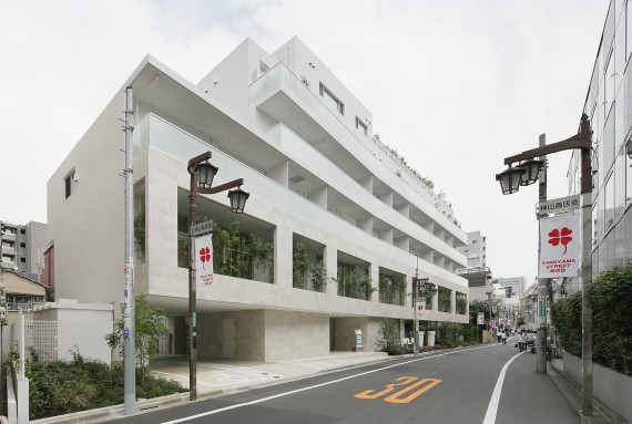 渋谷区神山町計画