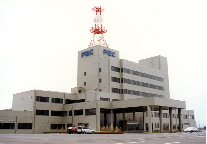 福井放送社屋   信頼と誇りの企業品質。村中建設株式会社