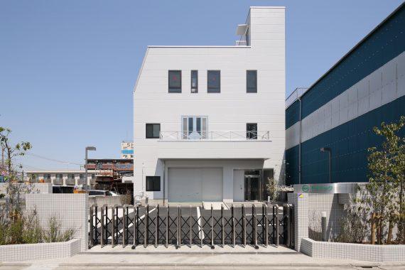 モリテック東京第2工場棟新築工事