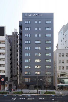 浅草雷門二丁目ホテル計画(MJ HOTEL浅草雷門)